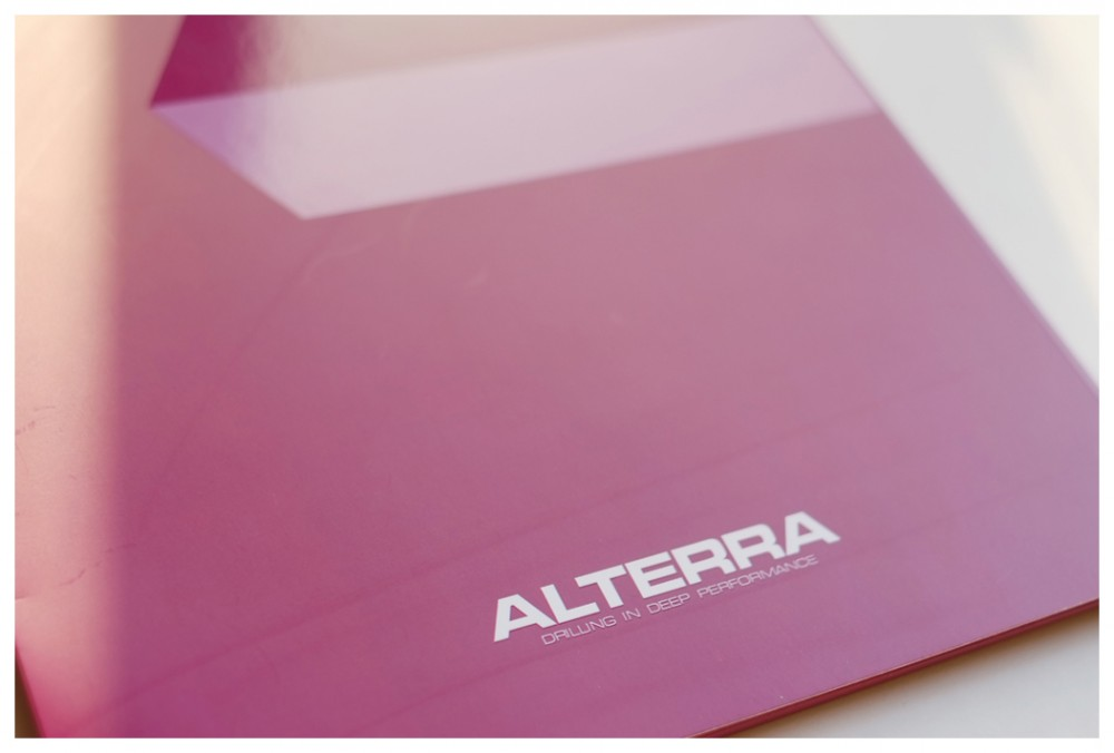 ALTERRA_1 // BRAND IDENTITY, CATALOGHI