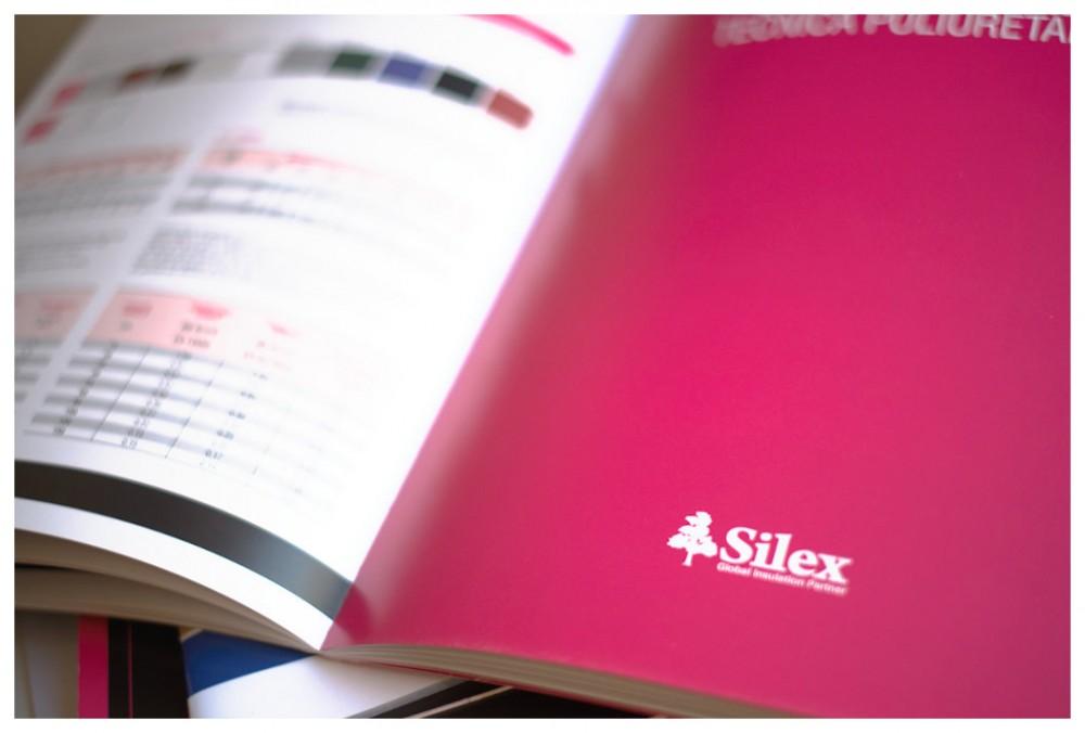 SILEX_1 // BRAND IDENTITY, CATALOGHI