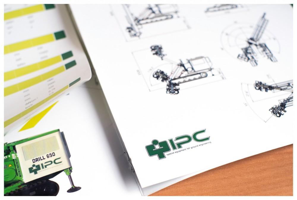 IPC_3 // BRAND IDENTITY, CATALOGO