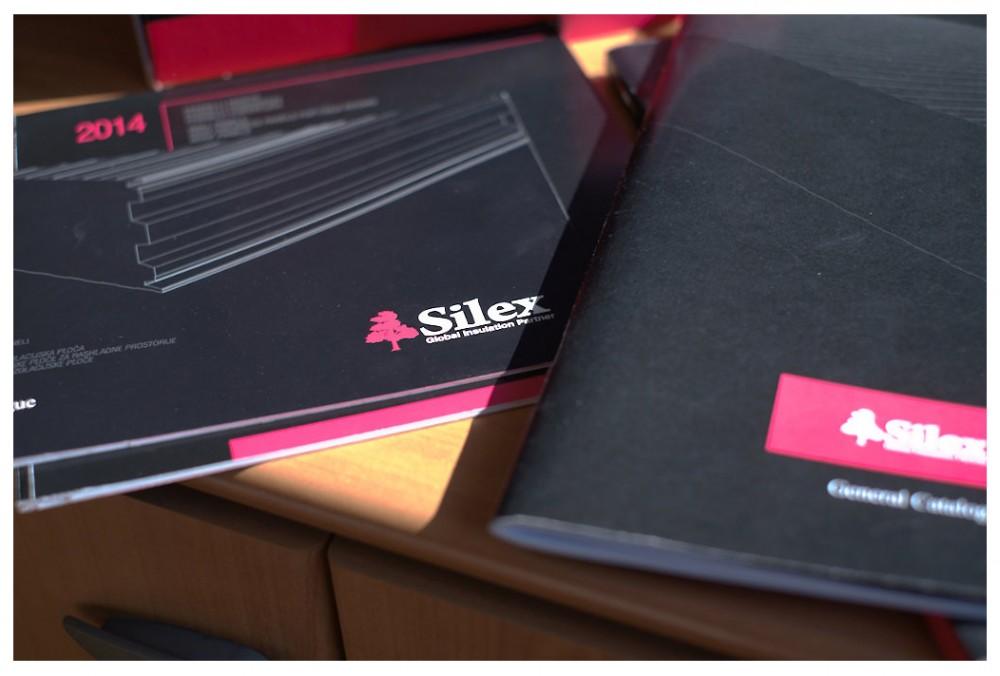 SILEX_2 // BRAND IDENTITY, CATALOGHI